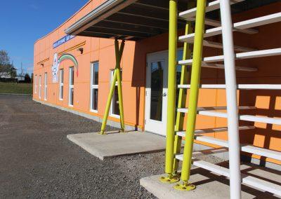 Centre De La Petite Enfance Calinours - Entrée